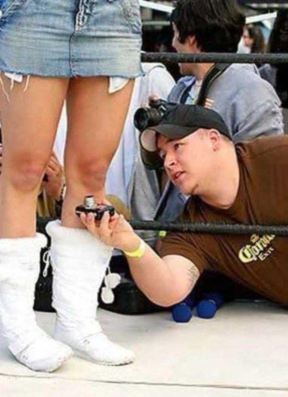 カメラマンの姿25
