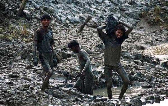 バングラディッシュの子供の生活3