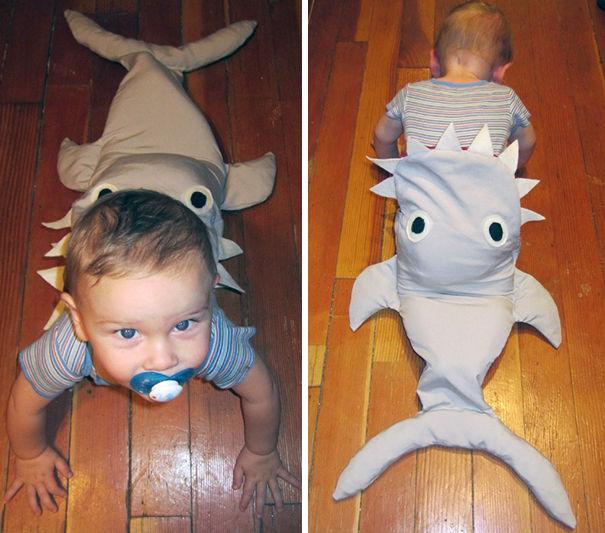 1ハロウィン赤ちゃん仮装9