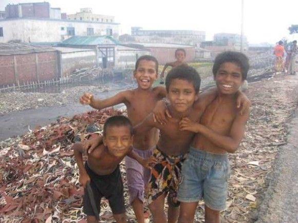バングラディッシュの子供の生活13