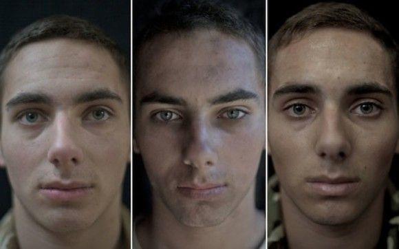 7ヵ月の戦争で表情が変わる16