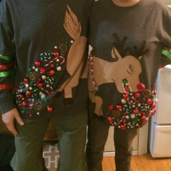 最高にダサいクリスマスセーター5