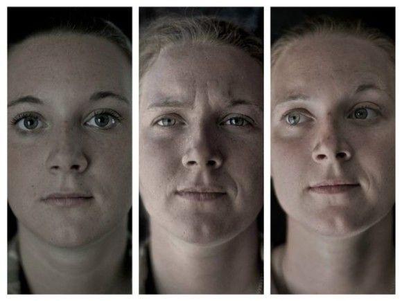 7ヵ月の戦争で表情が変わる2