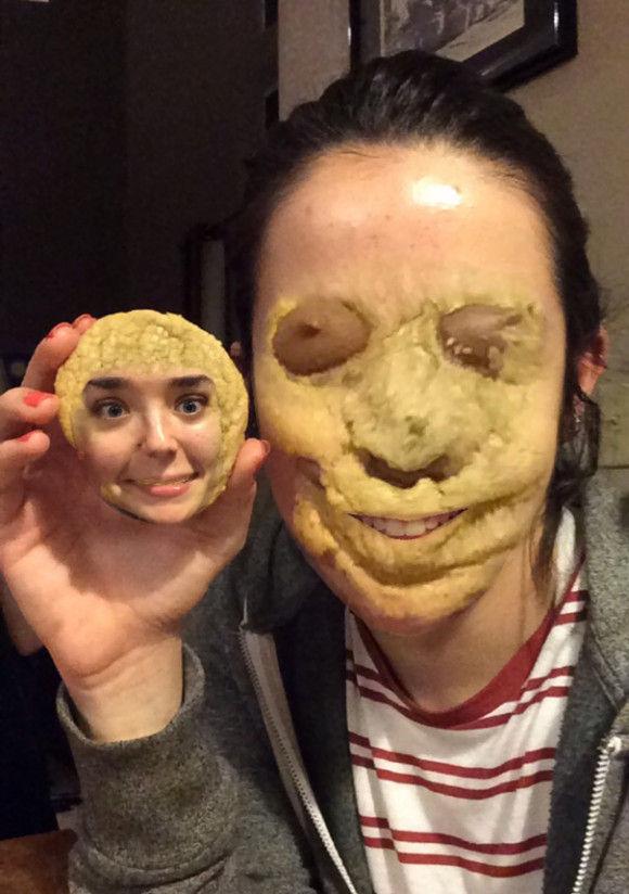 顔を入れ替えた爆笑画像14