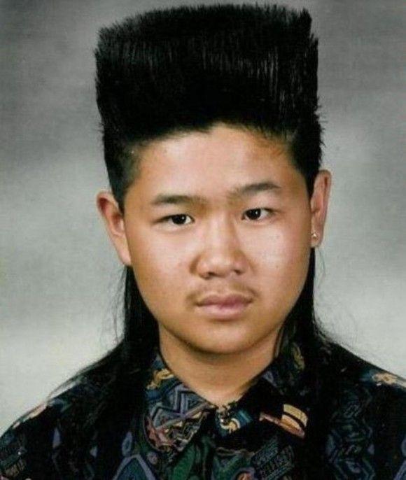 ものすごい髪型4