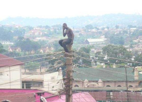 アフリカの日常光景29