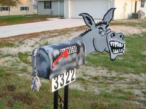 アメリカの郵便ポストが面白い13