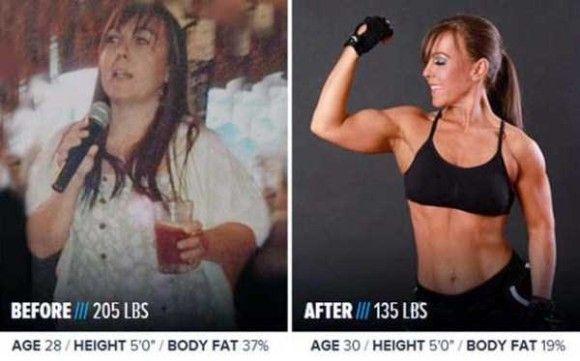 ダイエットに成功34