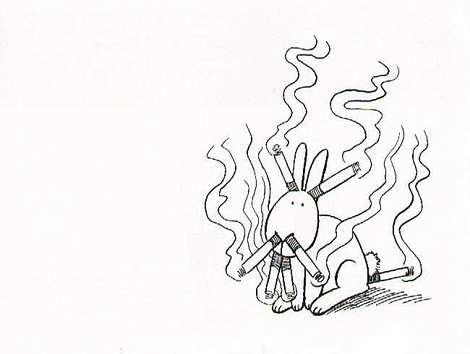 自殺ウサギ3