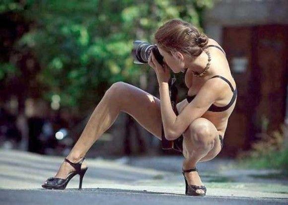 カメラマンの姿9