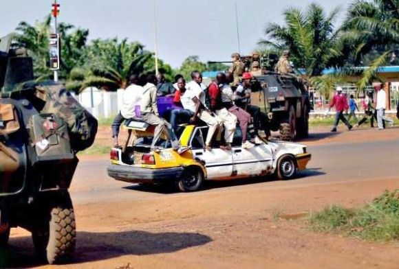 アフリカの日常光景20