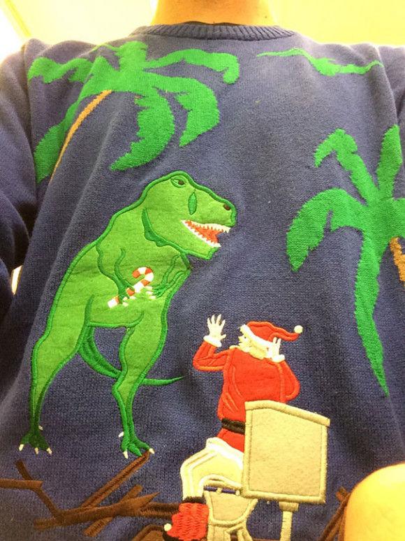 最高にダサいクリスマスセーター15