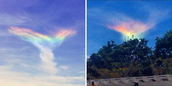 天使の羽の虹5