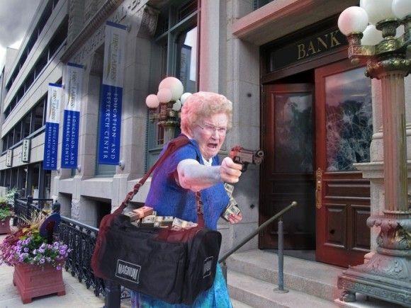おばあちゃんの画像を加工8