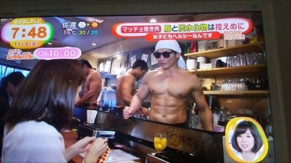 日本のマッチョ焼肉店が海外のサイトで紹介される4