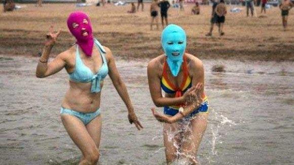 中国の奇妙な海のファッション10