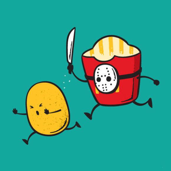 食べ物の生活11