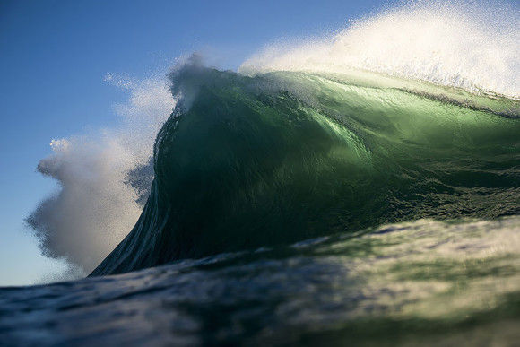 波の山10