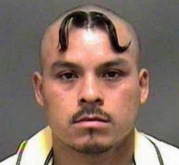 ものすごい髪型2