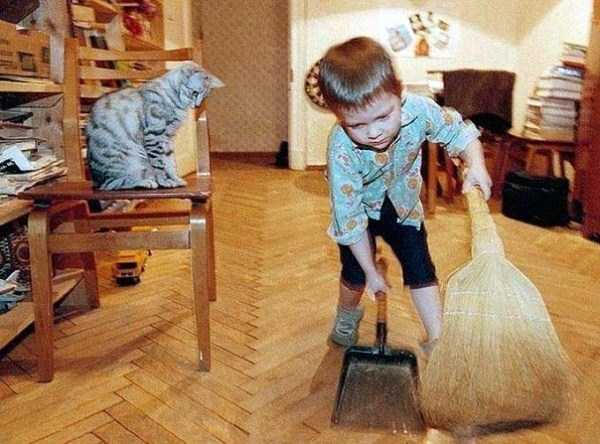 強制労働させられる赤ちゃん7