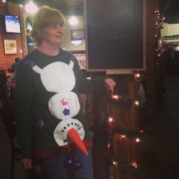 最高にダサいクリスマスセーター12