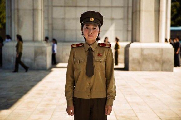 北朝鮮の美女2