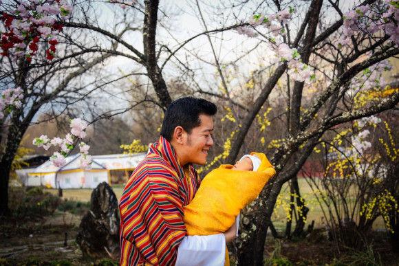 ブータンの王4