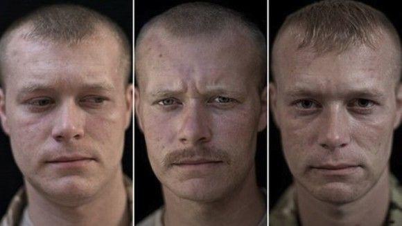 7ヵ月の戦争で表情が変わる6