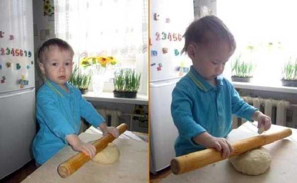 強制労働させられる赤ちゃん12