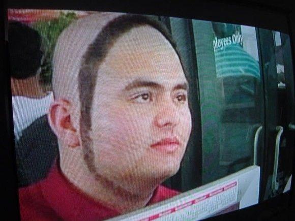 ものすごい髪型6
