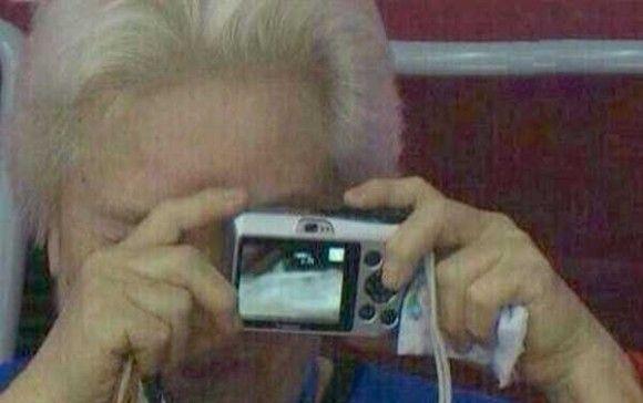 カメラマンの姿23