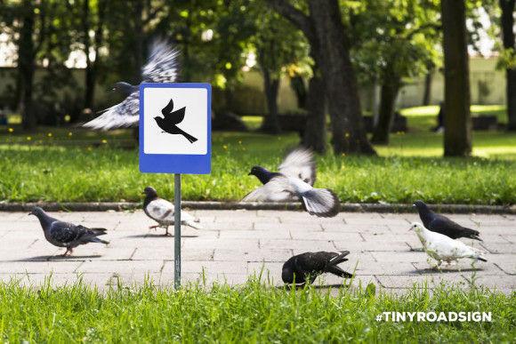 動物の標識がおもしろい4