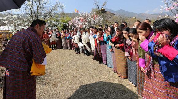 ブータンの王8