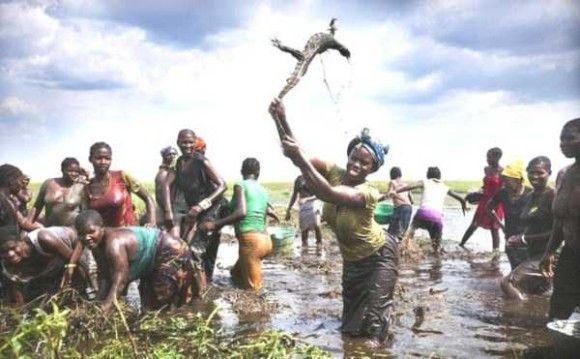 アフリカの日常光景9
