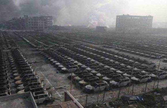 天津爆発画像29
