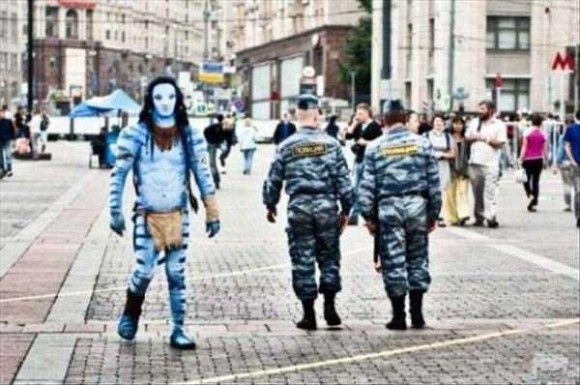 ロシアの日常1