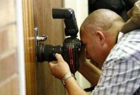 カメラマンの姿36