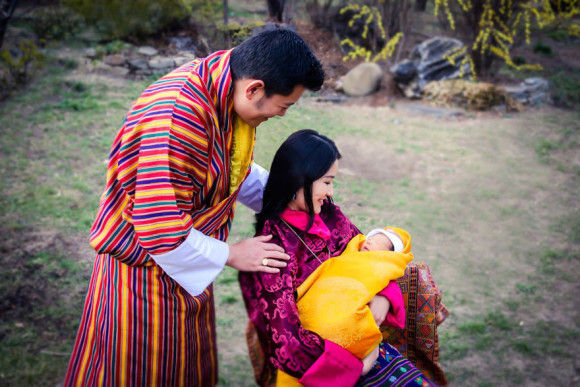 ブータンの王7