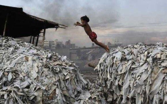 バングラディッシュの子供の生活7