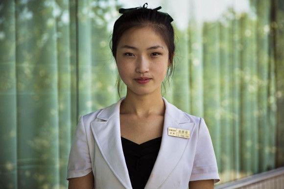 北朝鮮の美女9