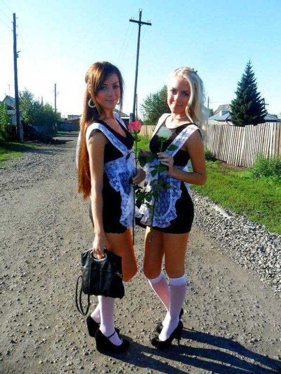 ロシアの制服10