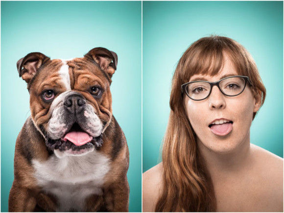 犬と飼い主7