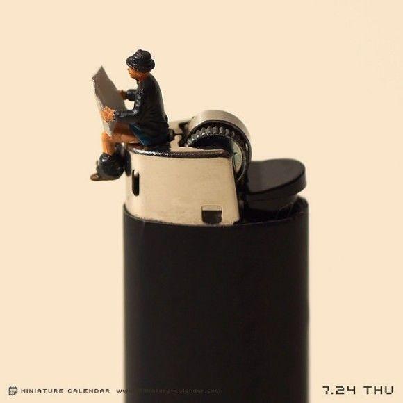田中達也さんアート27
