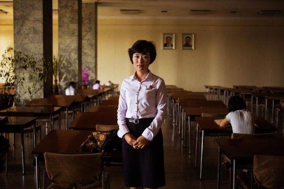 北朝鮮の美女4