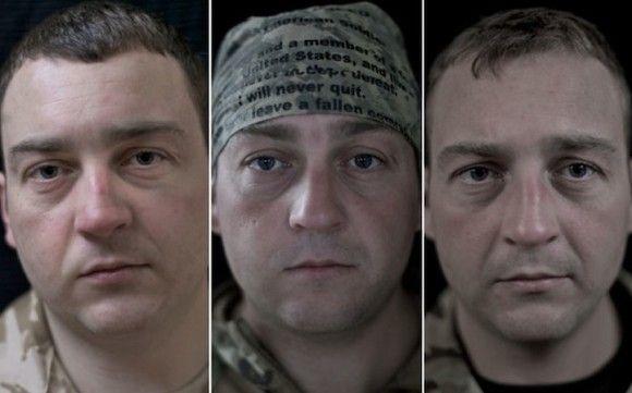 7ヵ月の戦争で表情が変わる14