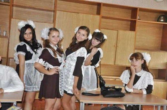 ロシアの制服18
