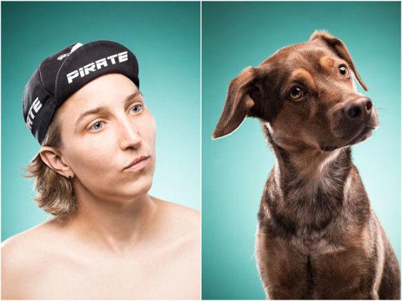 犬と飼い主14