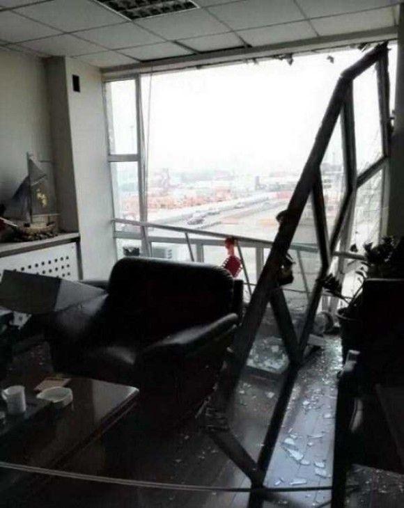 天津爆発画像22