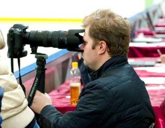 カメラマンの姿24