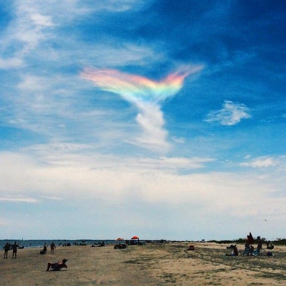 天使の羽の虹3